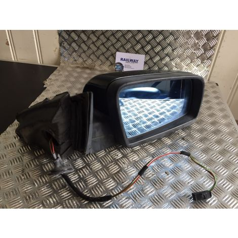 OEM BMW 2003 5 SERIES E60 530D DRIVERS WING MIRROR RIGHT DOOR MIRROR Y232 *367
