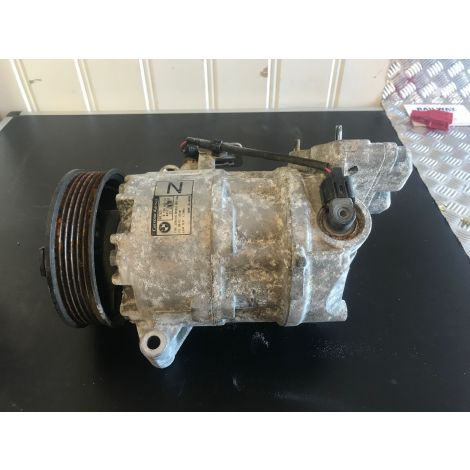 BMW E81 E87 E91 E90 07-11 116i 118i 120i 318i 320i AIR CONDITIONING COMPRESSOR PUMP N45 N46 9156821 #36 *215