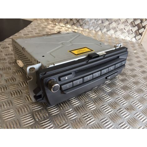 OEM BMW 2008 3 SERIES E90 SAT NAV RADIO HEAD UNIT M-ASK II 9186215 65129186215 B354 *321