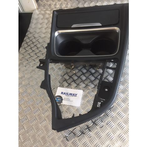 OEM BMW 2011-2015 3 SERIES F30 330D CENTRE CONSOLE CUP HOLDERS 51169218926 B190 *281