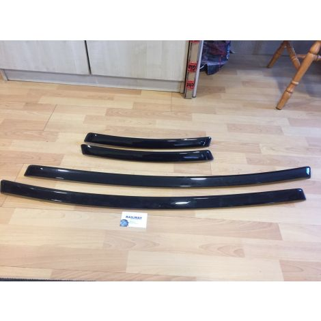 OEM BMW 2007 3 SERIES E92 320D BLACK DOOR TRIMS #205 *400